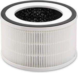 purificador de aire de carbón activo