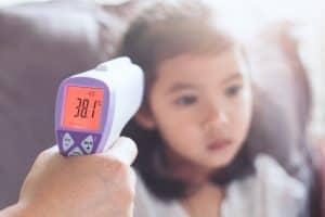 usar termómetro digital a distancia