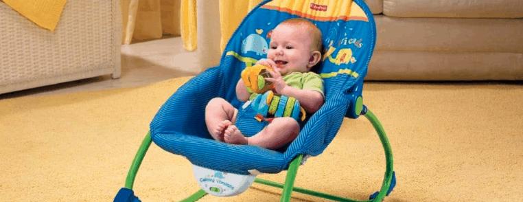 mecedora bebe