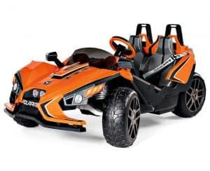 coche eléctrico para niños de dos plazas