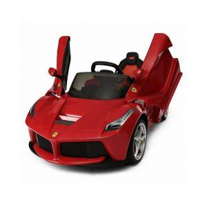 coche eléctrico para niños ferrari