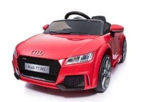 coche eléctrico para niños audi