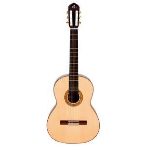 guitarra clásica clara