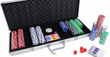 maleta de póker