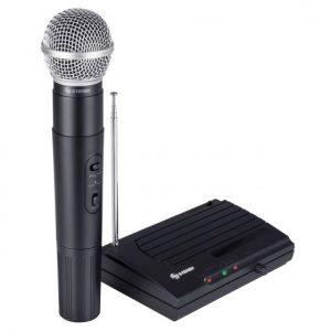 micrófono inalámbrico compacto