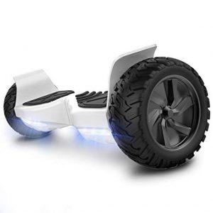hoverboard blanco