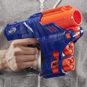 pistola NERF pequeña