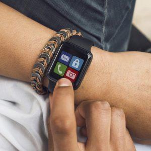 aplicaciones de smartwatch