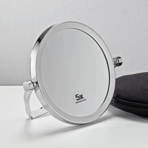 espejo de aumento pequeño