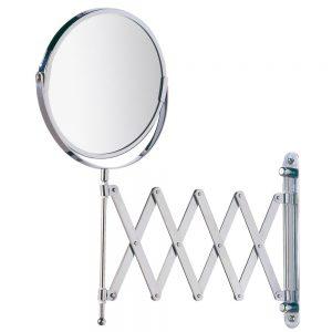 espejo de aumento extensible