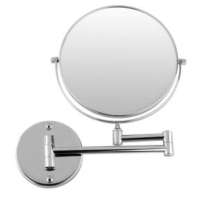 espejo de aumento plegable