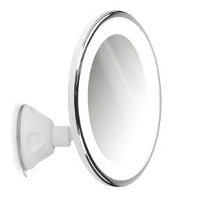 espejo de aumento con ventosa
