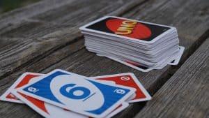 juego de mesa para niños de cartas