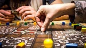juego de mesa para niños de concentración