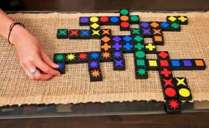 juego de mesa para niños educativos