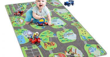 alfombra para juegos