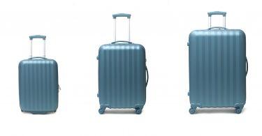 set de maletas