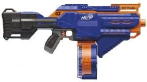 pistola NERF Ametralladoras