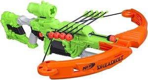 pistola NERF ballesta