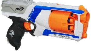 pistola NERF clásica