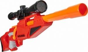 pistola NERF Francotiradores