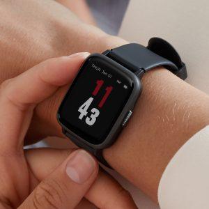 smartwatch con pantalla grande