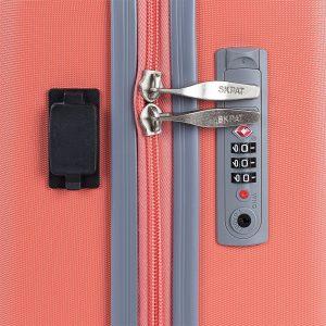 seguridad de una maleta
