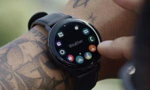 smartwatch y aplicaciones