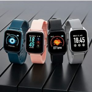 varios smartwatches