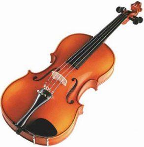 violín compacto