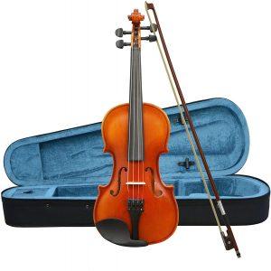 violín con estuche