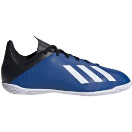 zapatillas de fútbol azules