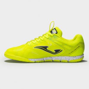 zapatillas de fútbol amarillas