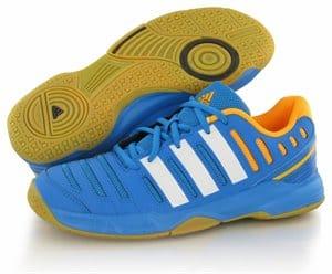 zapatillas de balonmano azules